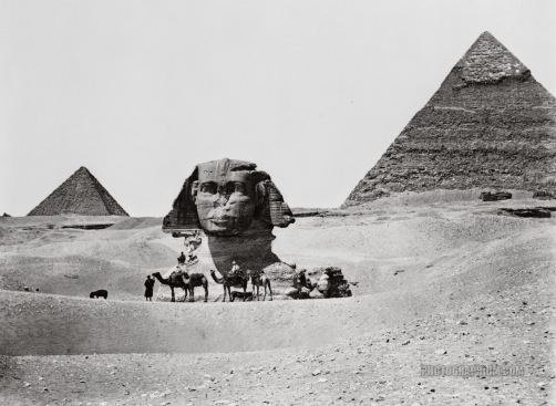 pyramids_and_sphinx._giza_egypt._1860-1890